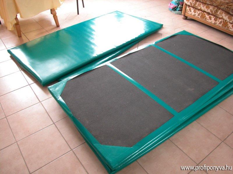 Sportszer, ponyva szőnyeg